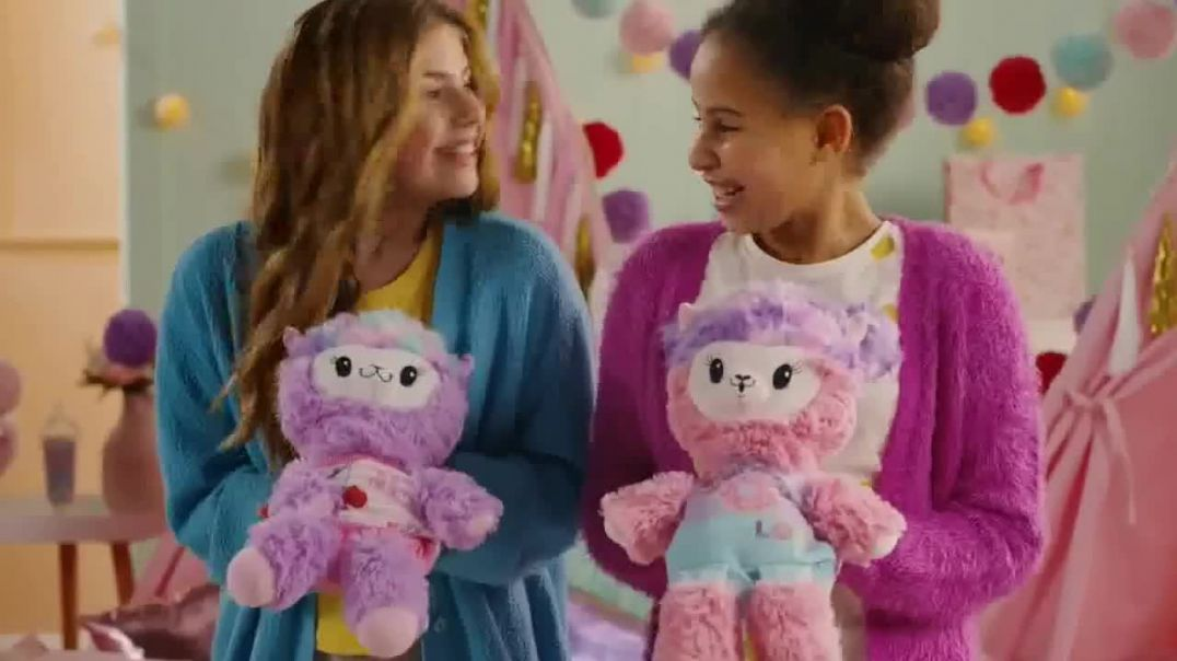 Pikmi Pops Pajama Llamas TV Commercial Ad Disney Channel Friendship.mp4
