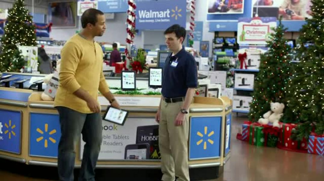 Walmart TV Commercial Ad Nook HD+ Love that Woman.mp4