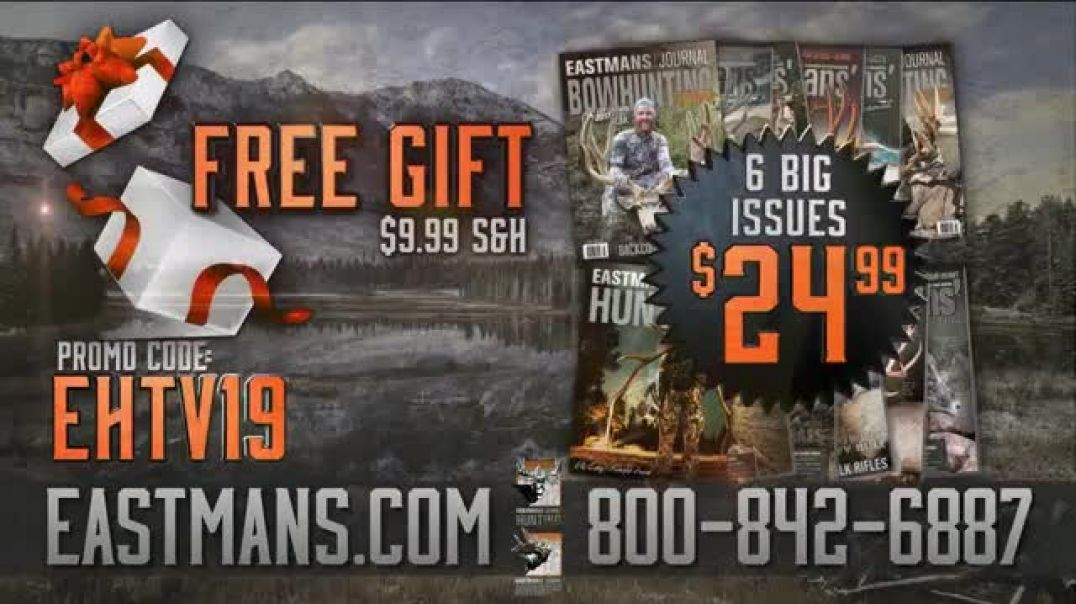 Eastmans Hunting and Bowhunting Journals TV Commercial Ad Free Gift.mp4