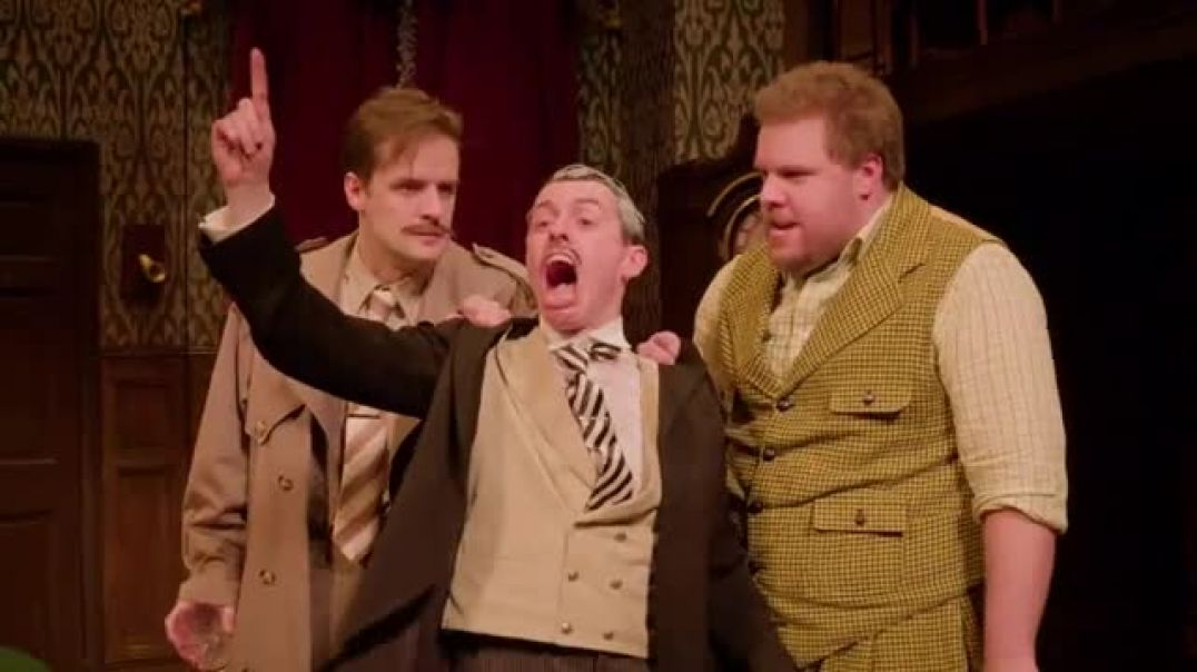 The Play That Goes Wrong TV Commercial Ad A Big Broadway Smash.mp4