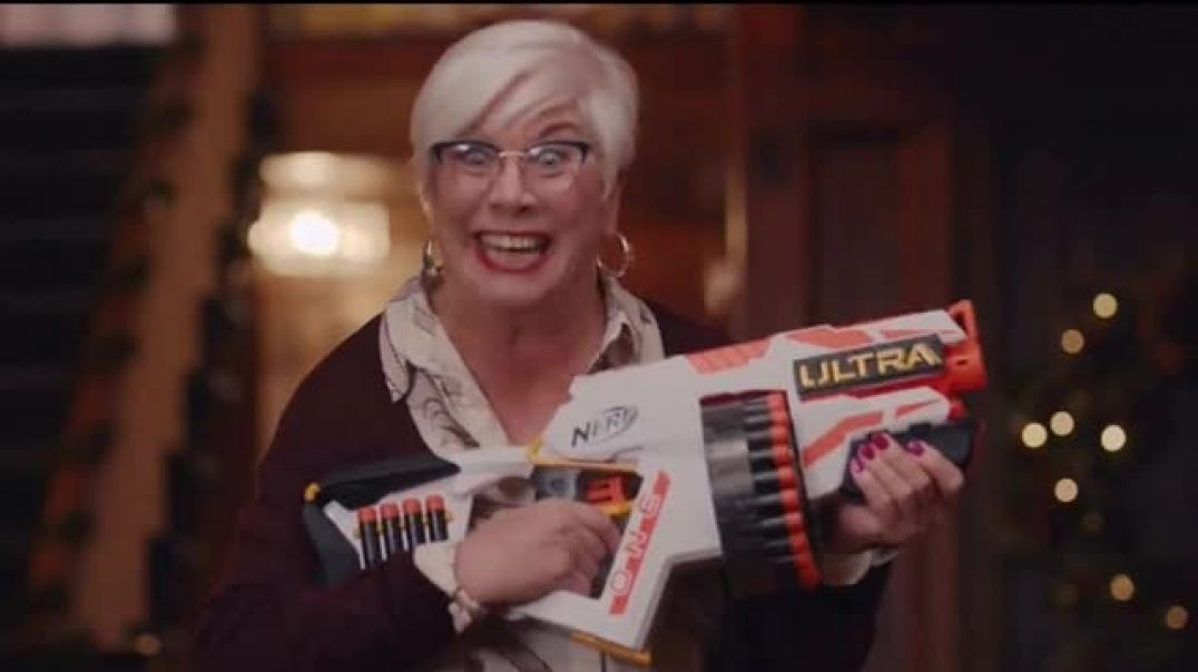 Nerf TV Commercial Ad Holiday Gifts Walmart.mp4