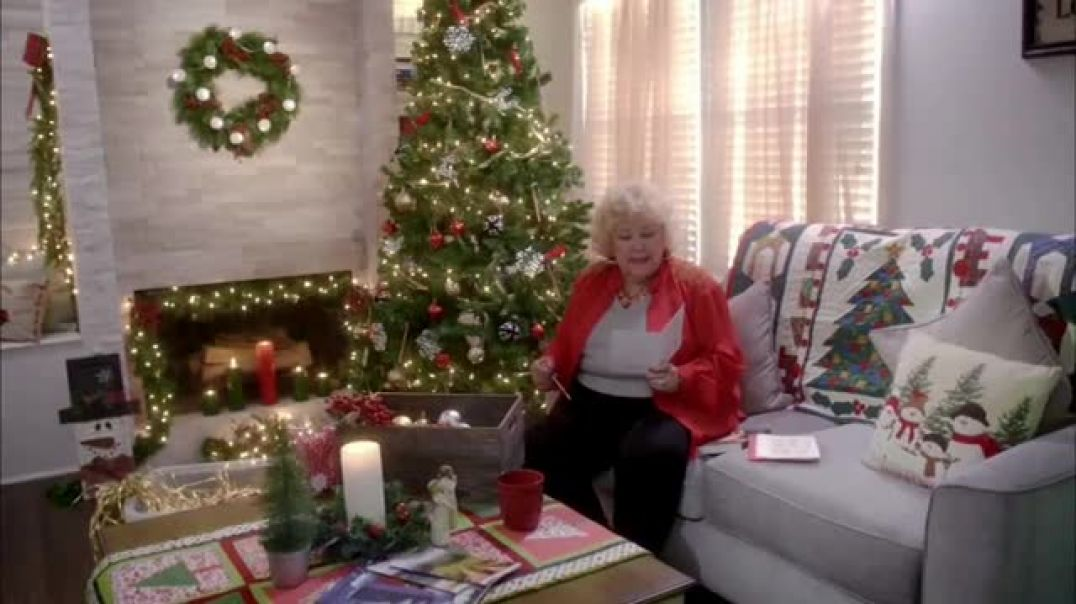 In Touch Ministries Christmas Catalog TV Commercial Ad Gifts That Bless Grandma.mp4