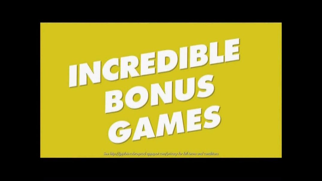 Jackpotjoy Slots TV Commercial Ad Experience Big Wins.mp4