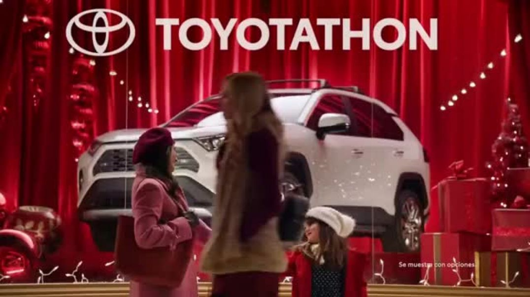 Toyota Toyotathon TV Commercial Ad Regalos [Spanish].mp4