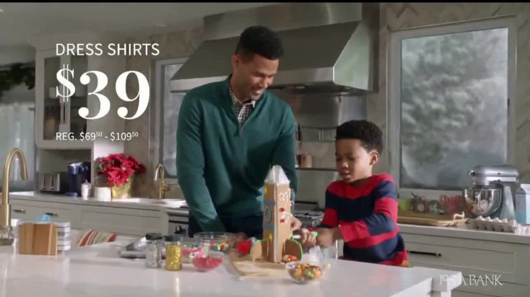 JoS. A. Bank Super Tuesday Sale TV Commercial Ad Dress Shirts, Suits and Clearance.mp4
