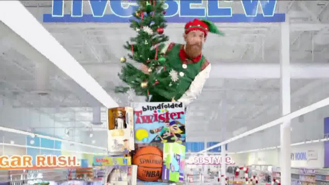 Five Below TV Commercial Ad Elves Give and Give Again.mp4