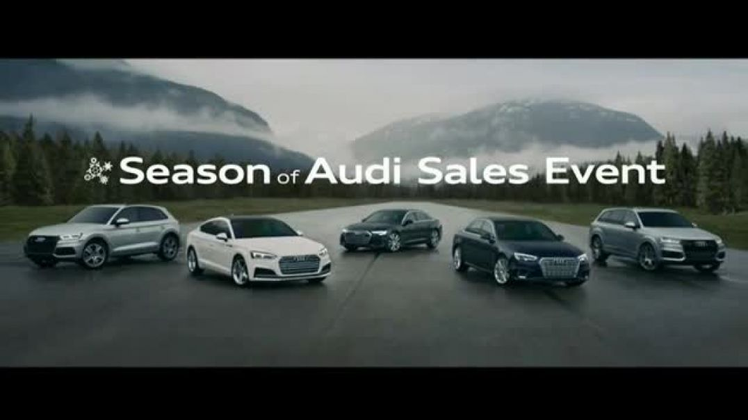 Season of Audi Sales Event TV Commercial Ad The Web.mp4