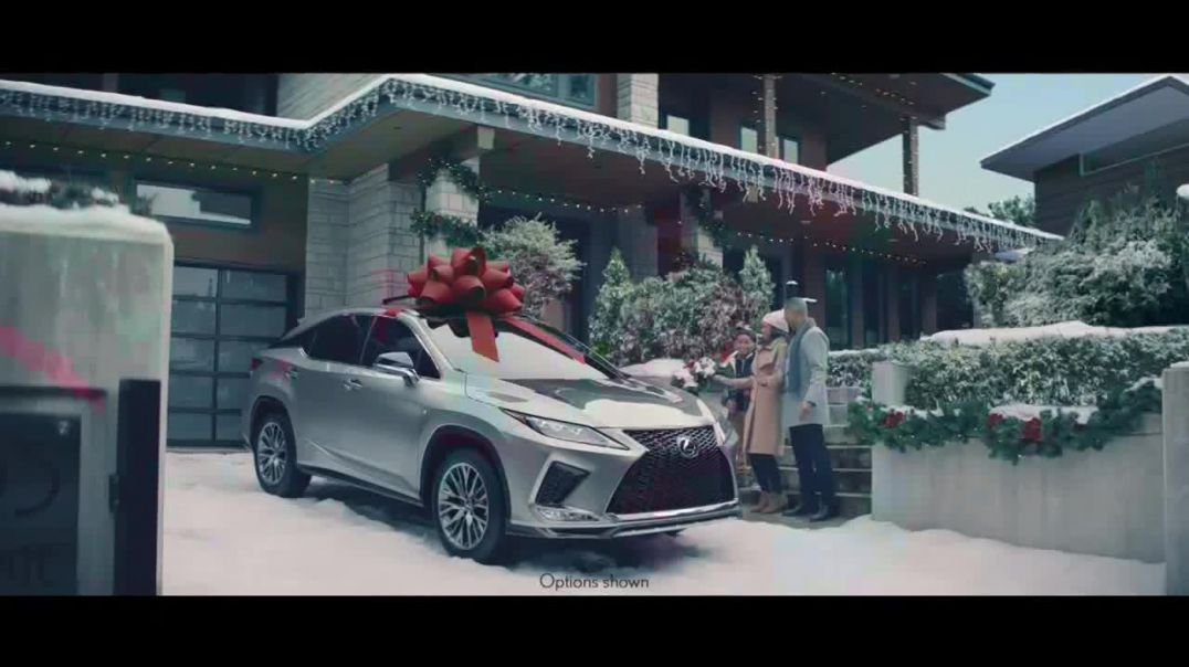 Lexus December to Remember Sales Event TV Commercial Ad The Bow Caper_1.mp4