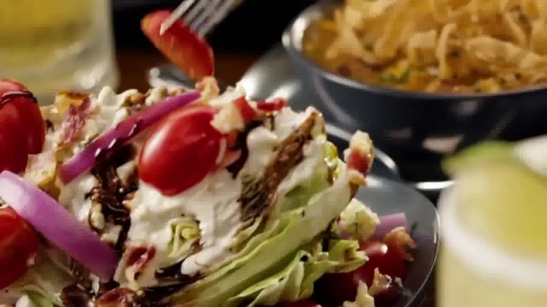 Outback Steakhouse Aussie 4Course Meal TV Commercial Ad Holidays Gift Cards.mp4