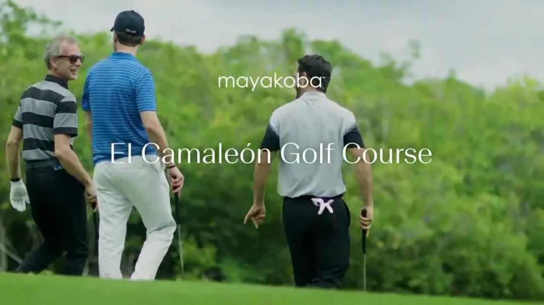 Mayakoba TV Commercial Ad Discover.mp4