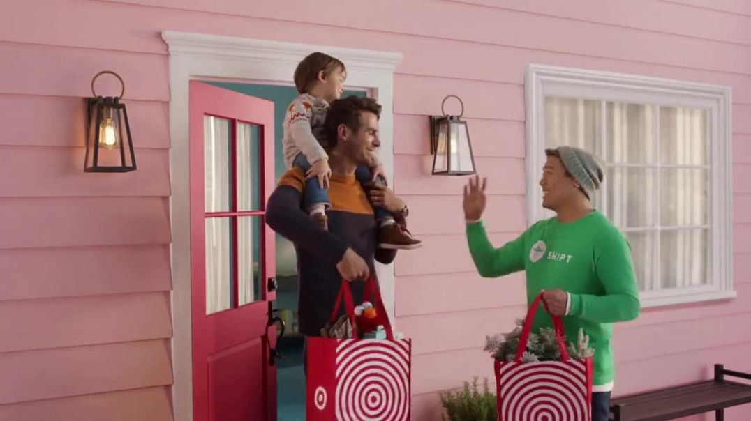 Target TV Commercial Ad Merry Multitaskers Free Delivery with $75 Purchase Song by Sam Smith.mp4