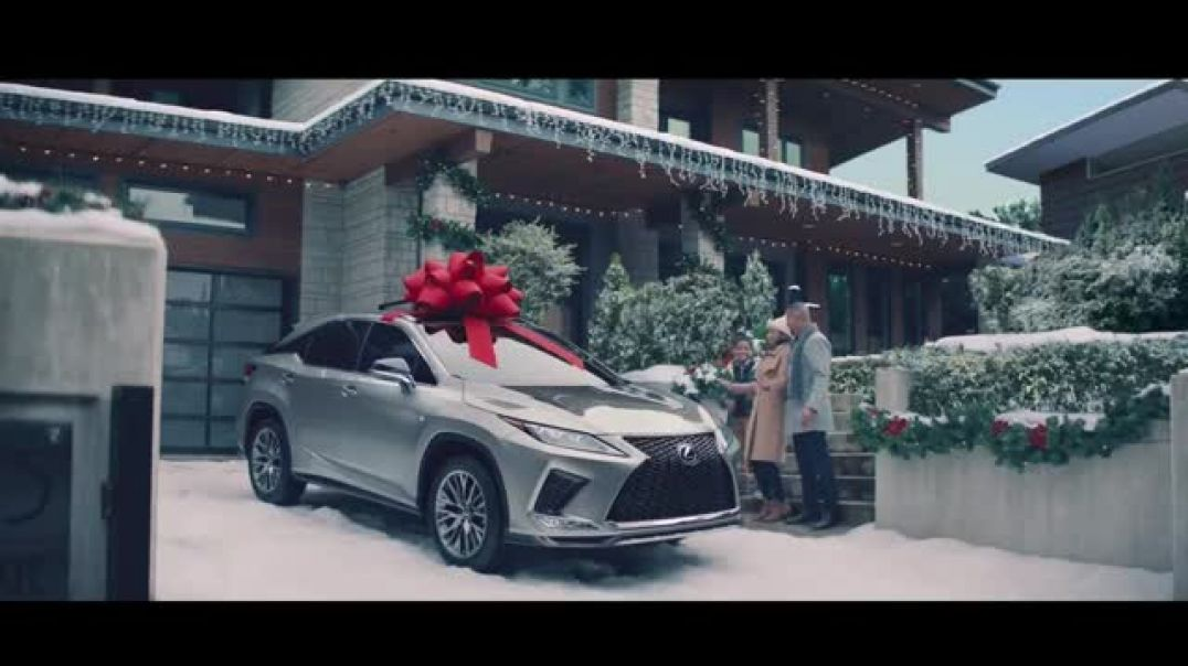 Lexus December to Remember Sales Event TV Commercial Ad The Bow Caper.mp4