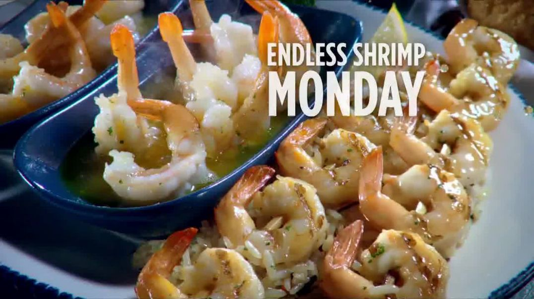 Red Lobster Weekday Win Menu TV Commercial Ad Five Days, Five Deals.mp4