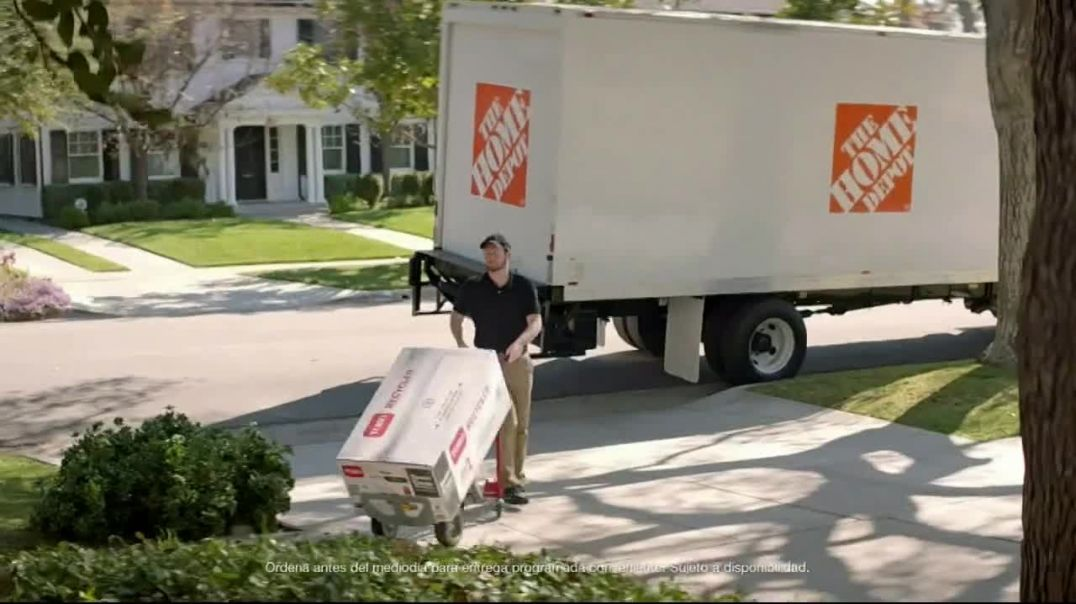 The Home Depot TV Commercial Ad Entregas exprés.mp4