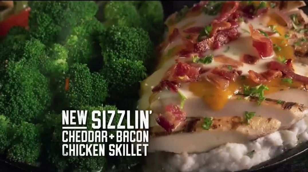 Applebees Sizzlin Entrees TV Commercial Ad Fever Song by Peggy Lee.mp4