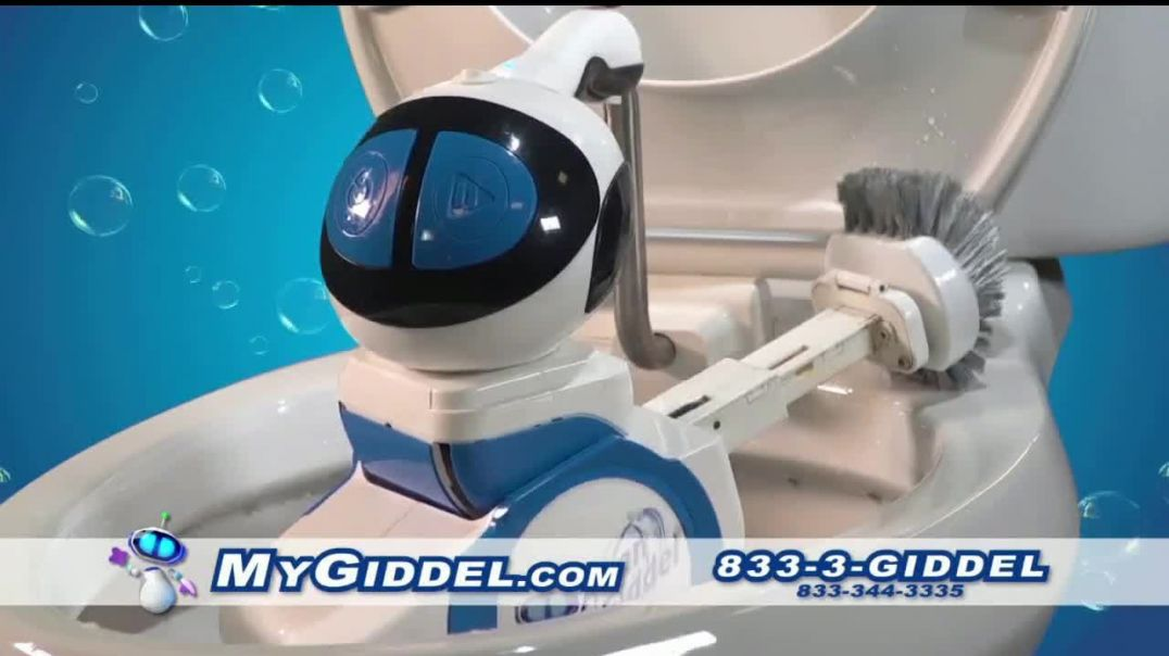 Altan Robotech Giddel TV Commercial Ad Cleaning the Toilet.mp4
