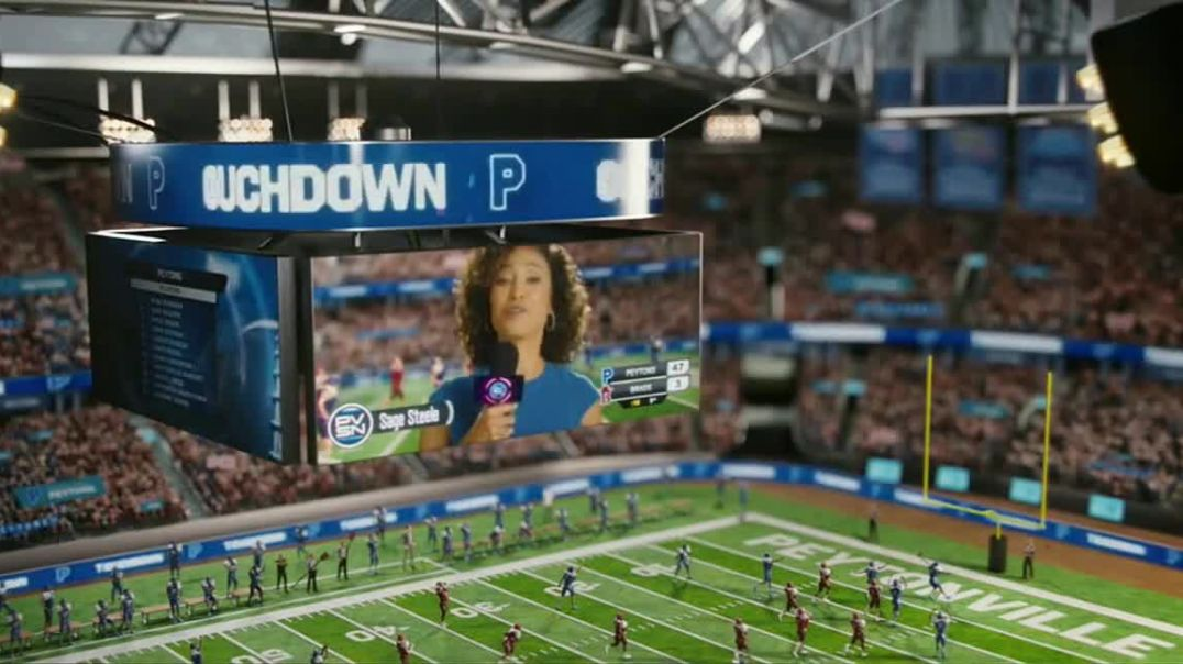 Nationwide Insurance TV Commercial Ad Peytonvilles Nationwide Dome Featuring Brad Paisley Ad Peyton
