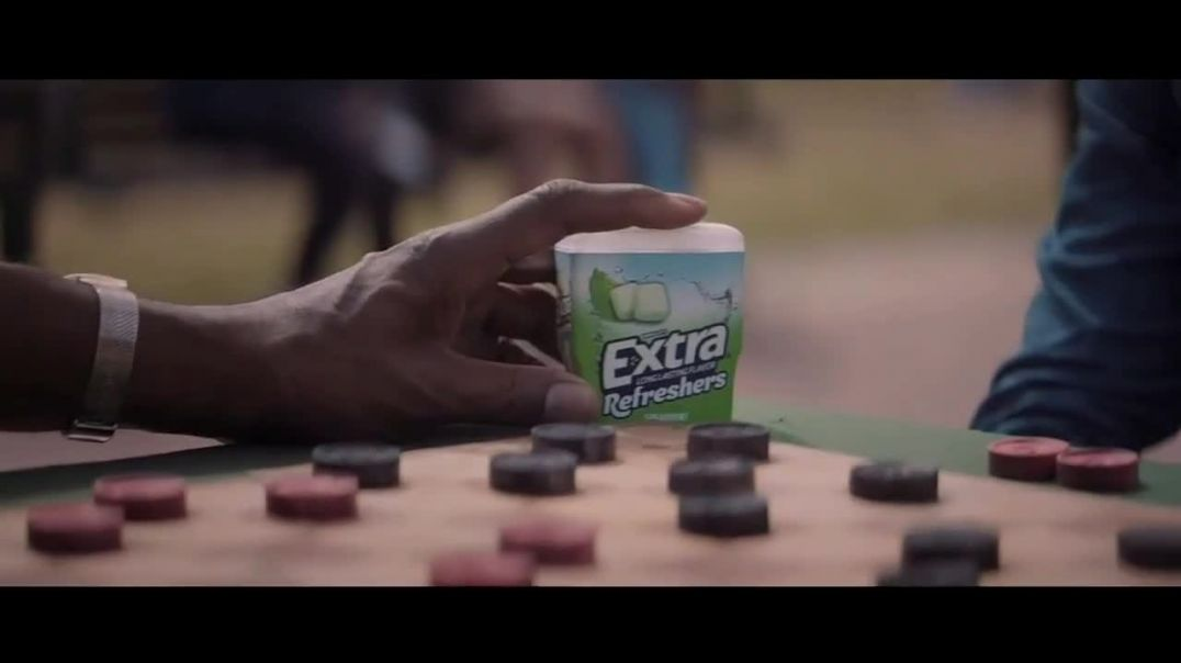 Extra Refreshers Gum TV Commercial Ad Max & Bill Introduction Song by Jacob Banks.mp4