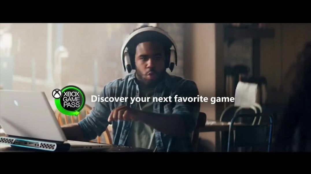 Xbox Game Pass TV Commercial Ad Discover Your Next Favorite Game Song by Black & Gray.mp