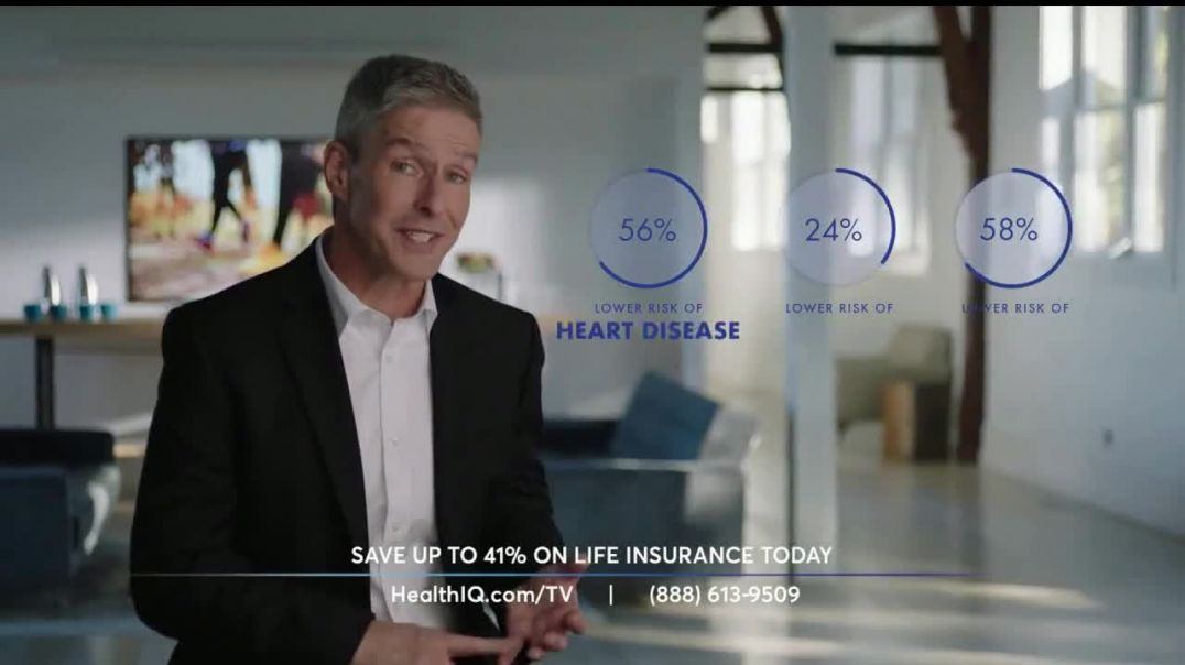 Health IQ TV Commercial Ad Life Insurance for the Health Conscious.mp4