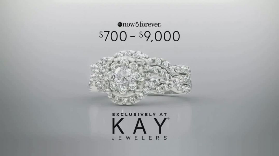 Kay Jewelers TV Commercial Ad OMG Yes Now & Forever for Up to $9 Ad000 Song by Harriet W