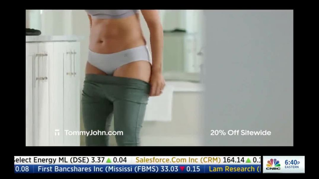 Tommy John Black Friday Sale TV Commercial Ad Obsessed.mp4