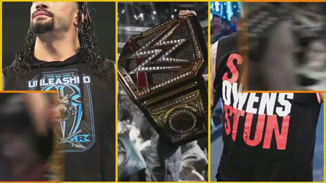 WWE Shop TV Commercial Ad Bring the Action 50 Percent Off New Arrival Tees Song by SATV Music.mp4
