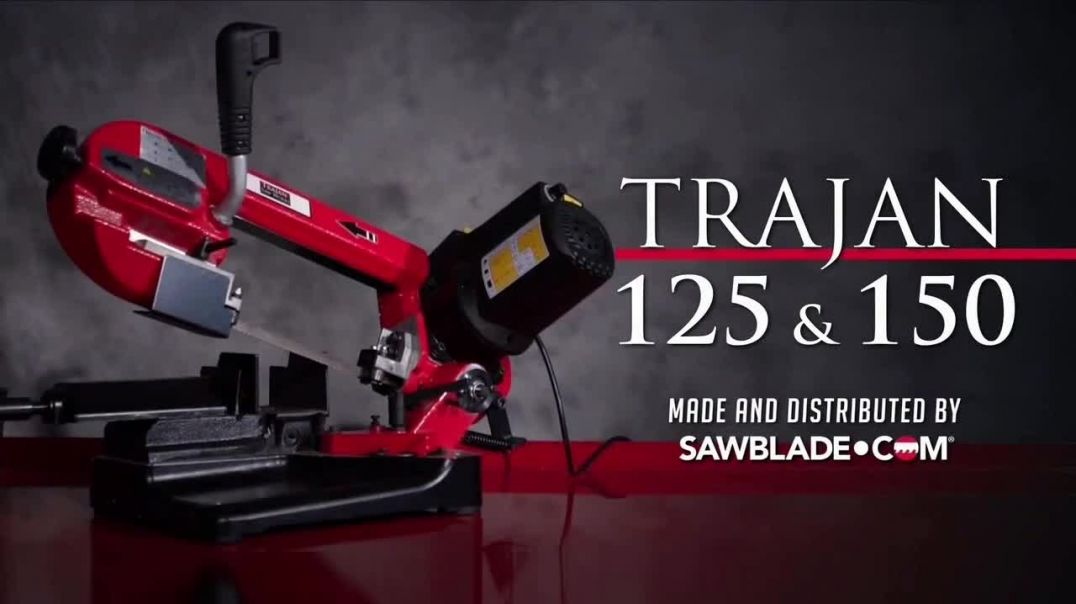 SawBlade.com Trajan 125 and 150 TV Commercial Ad Variety of Jobs.mp4