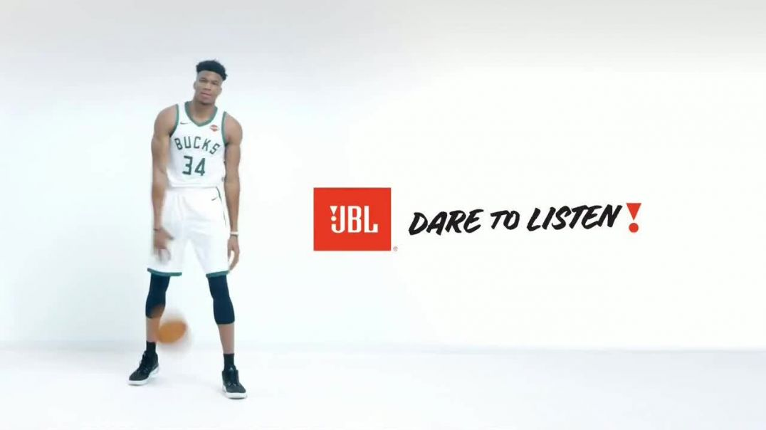 JBL True Wireless TV Commercial Ad Grinding All Day Featuring Giannis Antetokounmpo Ad Song by Swoop