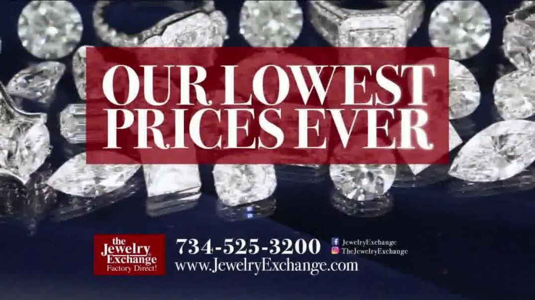 Jewelry Exchange TV Commercial Ad The Timeless Gift Thanksgiving Weekend.mp4