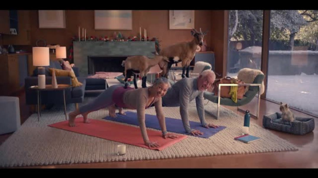 Lincoln Wish List Sales Event TV Commercial Ad Goat Yoga.mp4