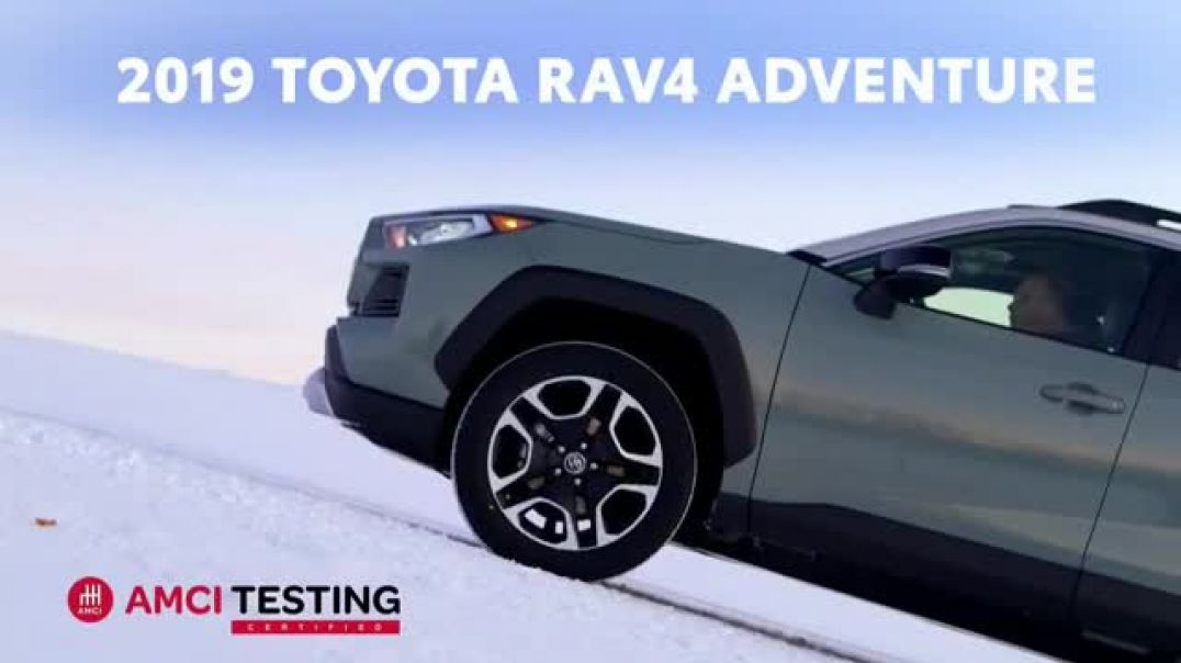 2019 Toyota RAV4 TV Commercial Ad Dear Road Rivals Snow Traction.mp4