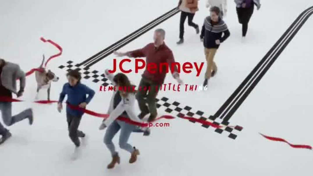 JCPenney Race to Black Friday TV Commercial Ad Denim, Kitchen Electrics and Frozen Toys.mp4