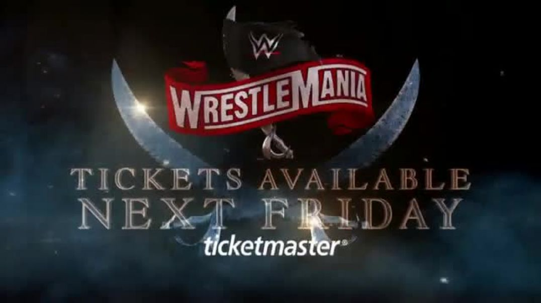 World Wrestling Entertainment (WWE) TV Commercial Ad 2020 Wrestlemania Tampa Bay.mp4