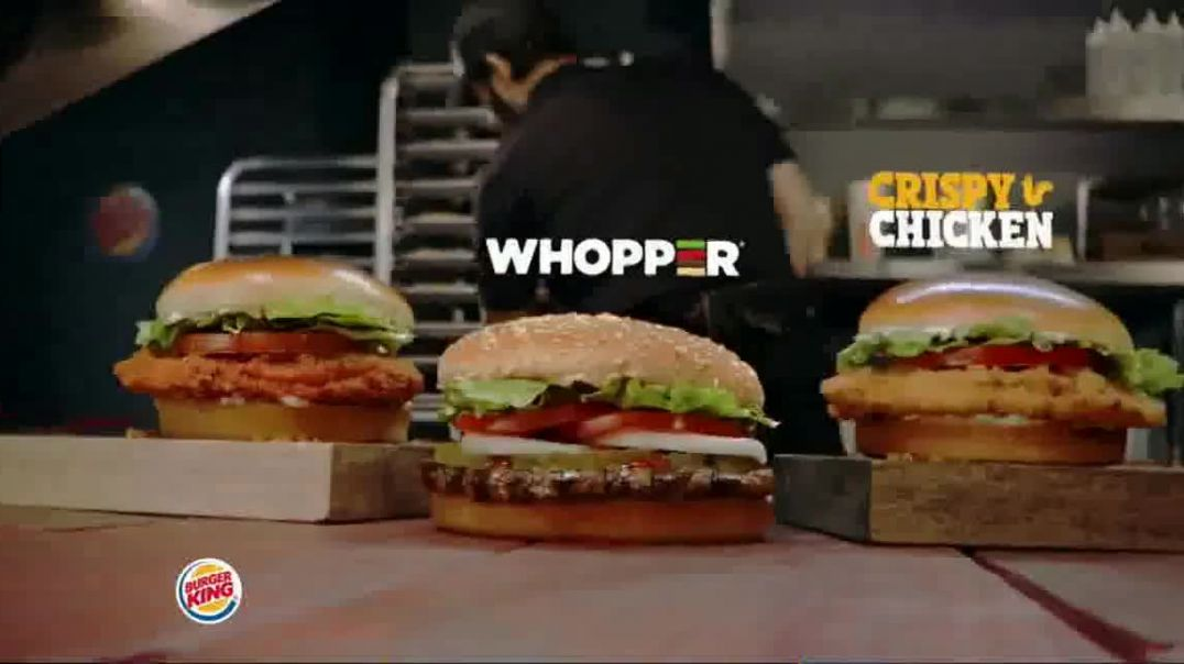 Burger King 2 for $10 Meal Deal TV Commercial Ad Two Fries and Two Drinks.mp4
