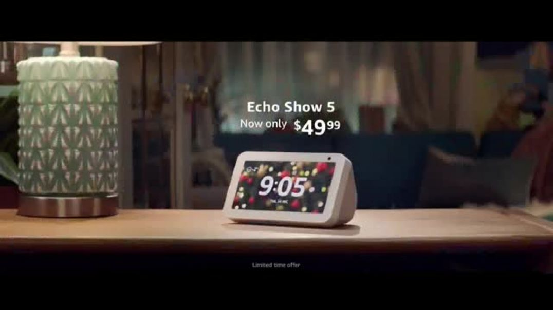 Amazon Echo Show 5 TV Commercial Ad Night Out $49.99 Song by The Blues Brothers.mp4