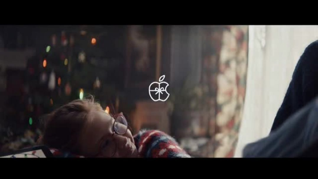 Apple iPad TV Commercial Ad Holiday The Surprise Song by Michael Giacchino.mp4