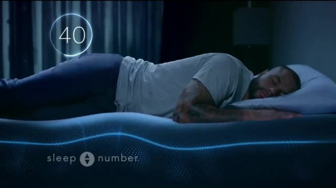 Ultimate Sleep Number Event TV Commercial Ad Competitive Edge 50 Percent Featuring Dak Prescott.mp4
