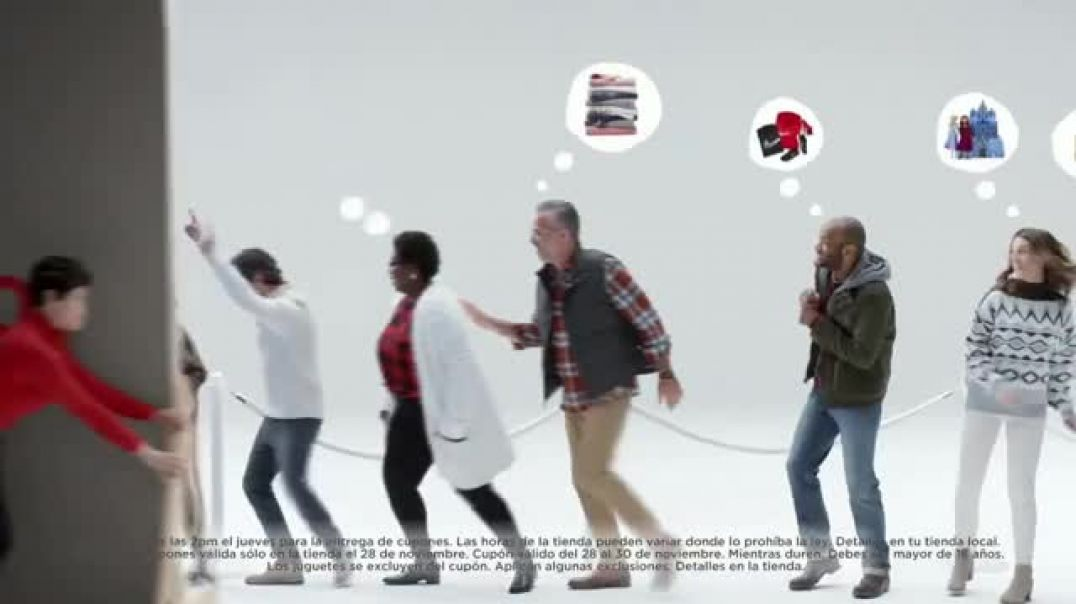 JCPenney Black Friday Por Siempre TV Commercial Ad Chaquetas, toallas y Frozen 2.mp4