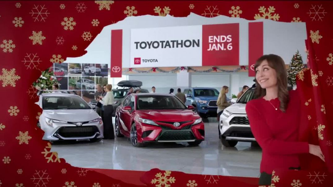 Toyota Toyotathon TV Commercial Ad Thats a Wrap.mp4