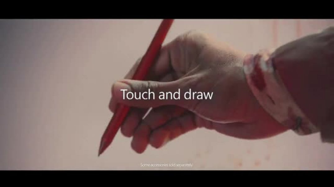 Microsoft Surface TV Commercial Ad When Inspiration Strikes $230 Off Song by Minnie Riperton.mp4