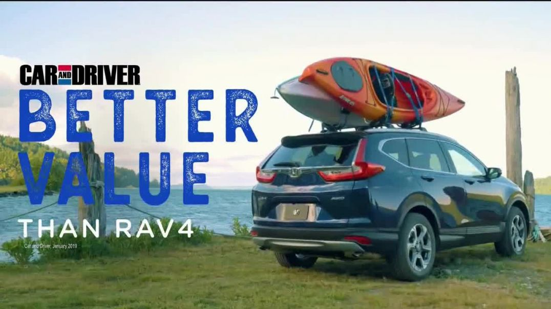 2019 Honda CRV TV Commercial Ad Take a Closer Look.mp4