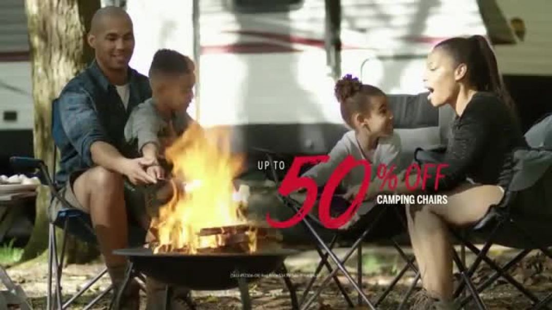 Camping World Black Friday Truckload Sale TV Commercial Ad RVs and Camping Chairs.mp4