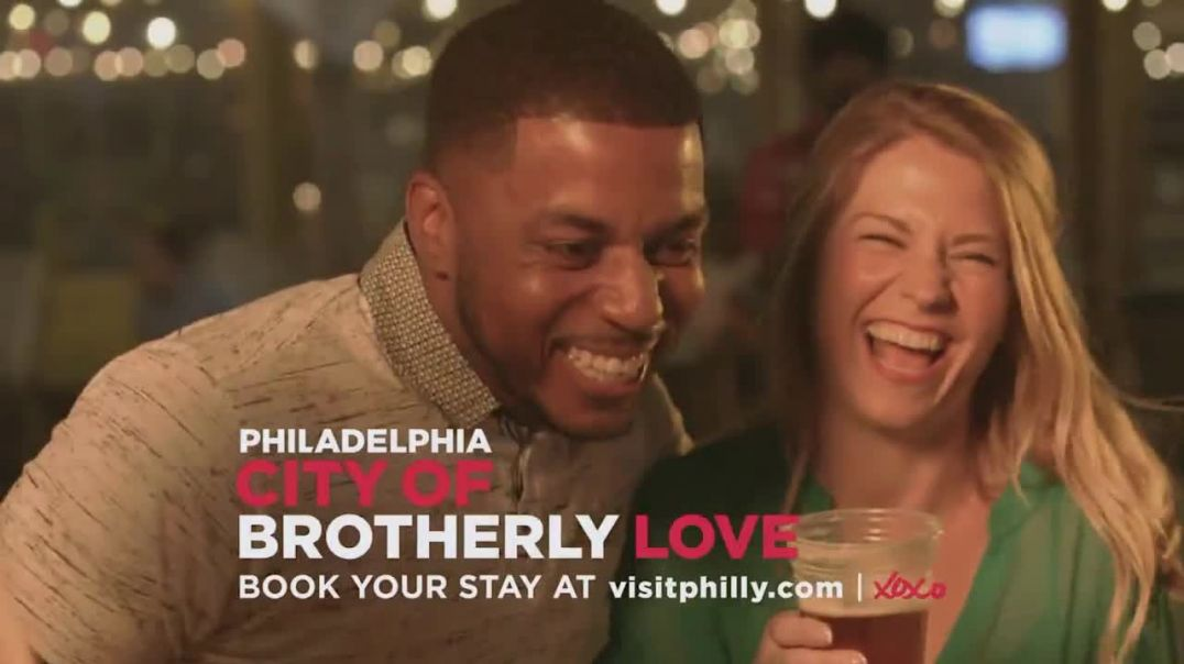 Visit Philadelphia TV Commercial Ad Have You Visited.mp4