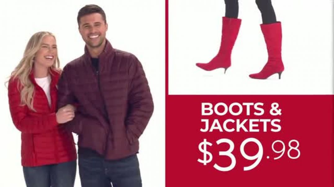Stein Mart Black Friday Deals TV Commercial Ad Frozen, Boots and Activewear.mp4