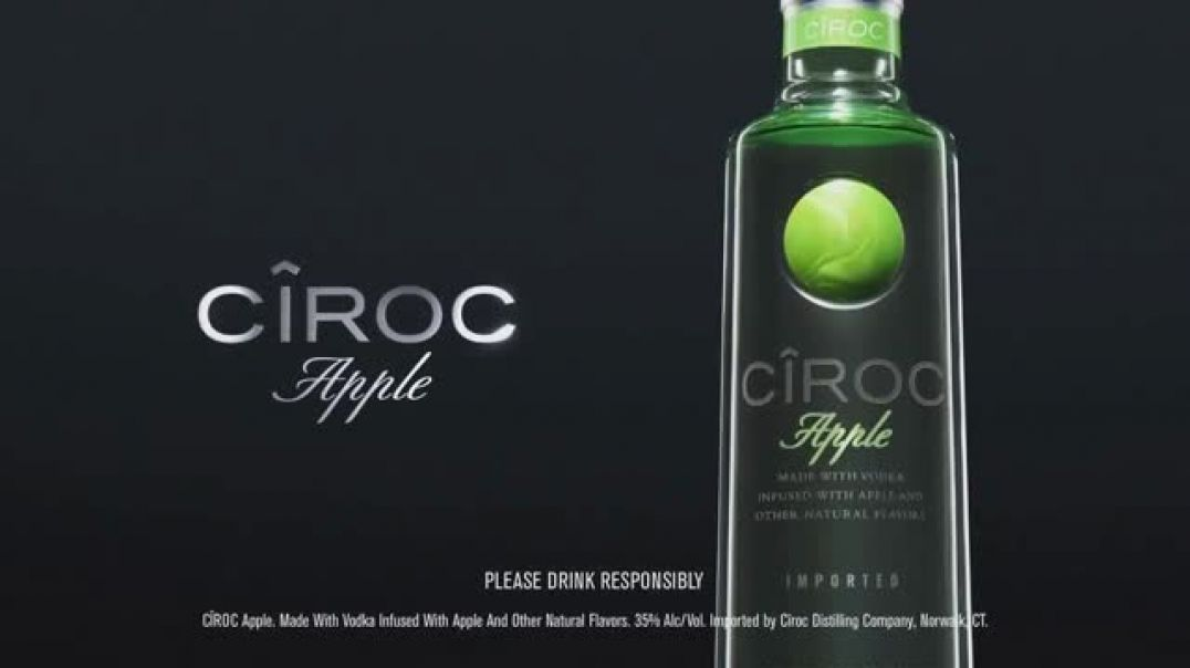 CÎROC Apple TV Commercial, Smooth Start, Perfect Finish.mp4
