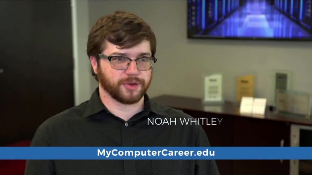 MyComputerCareer TV Commercial Ad A Rewarding Career.mp4