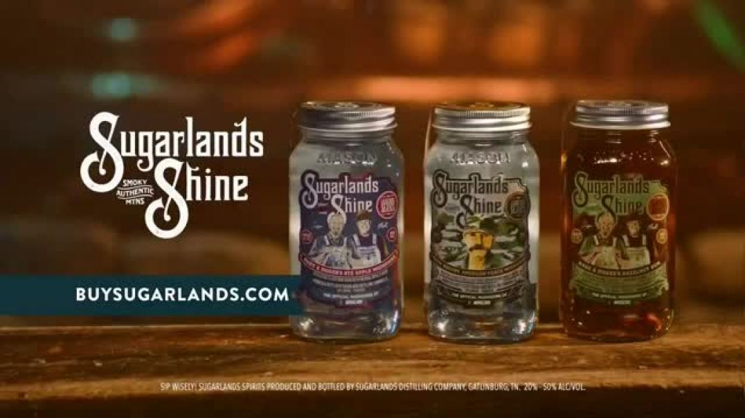 Sugarlands Distilling Company TV Commercial, Raise a Jar to the Late Night Shift.mp4