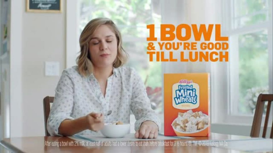 Frosted MiniWheats TV Commercial, GrowlProof Your Work Review.mp4