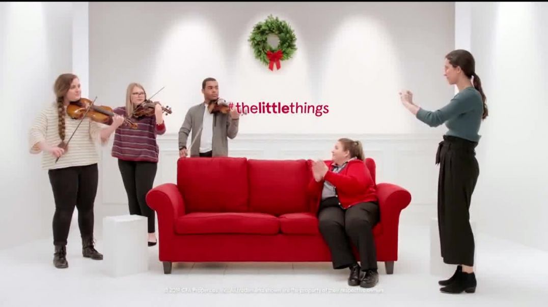 ChickfilA TV Commercial Ad The Little Things Concert.mp4